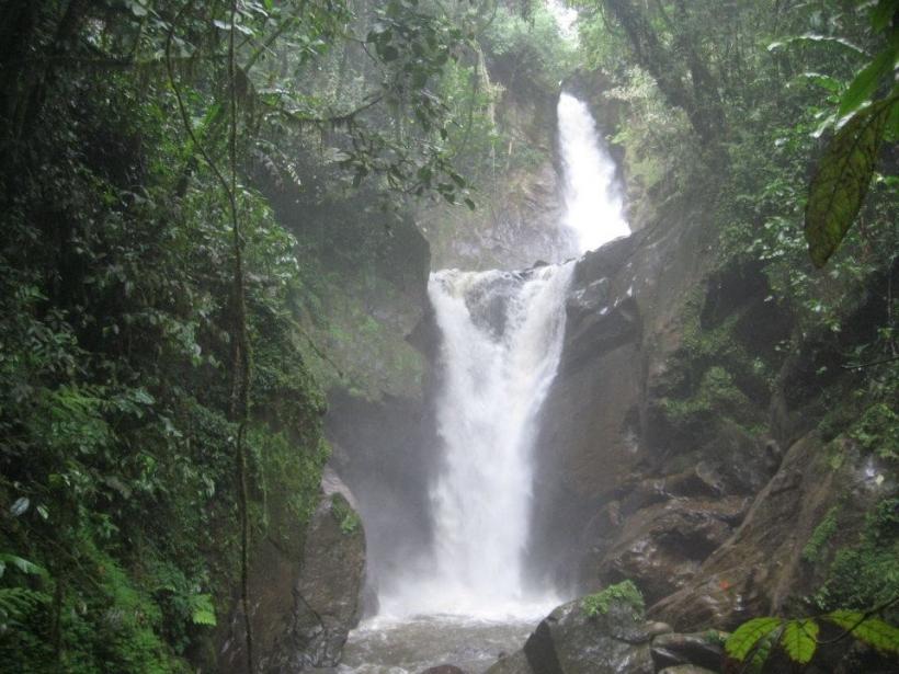 Foto de Anzoátegui, Tolima en Colombia