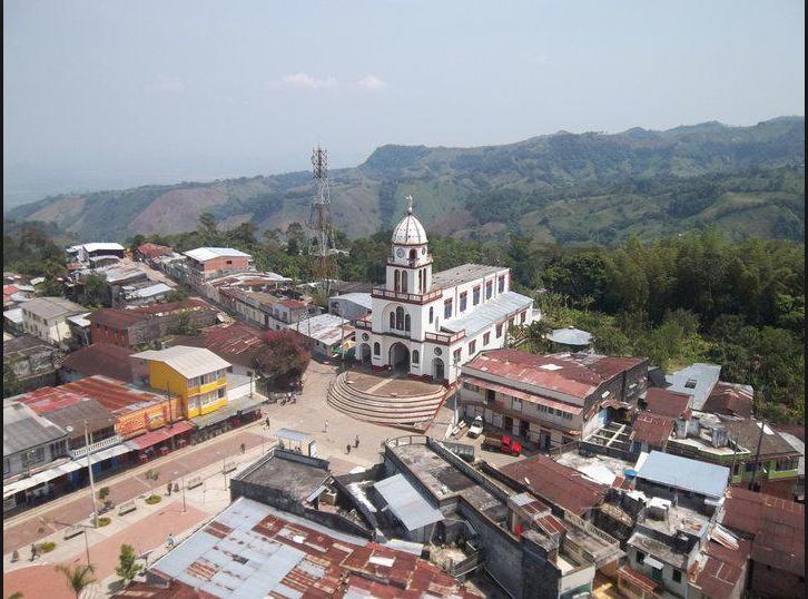Foto de Falan, Tolima en Colombia