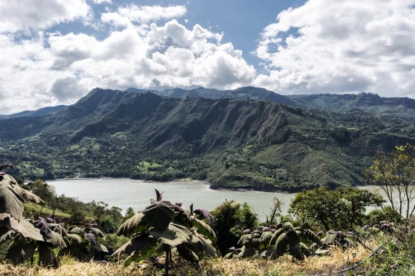 Foto de Chivor, Boyacá en Colombia