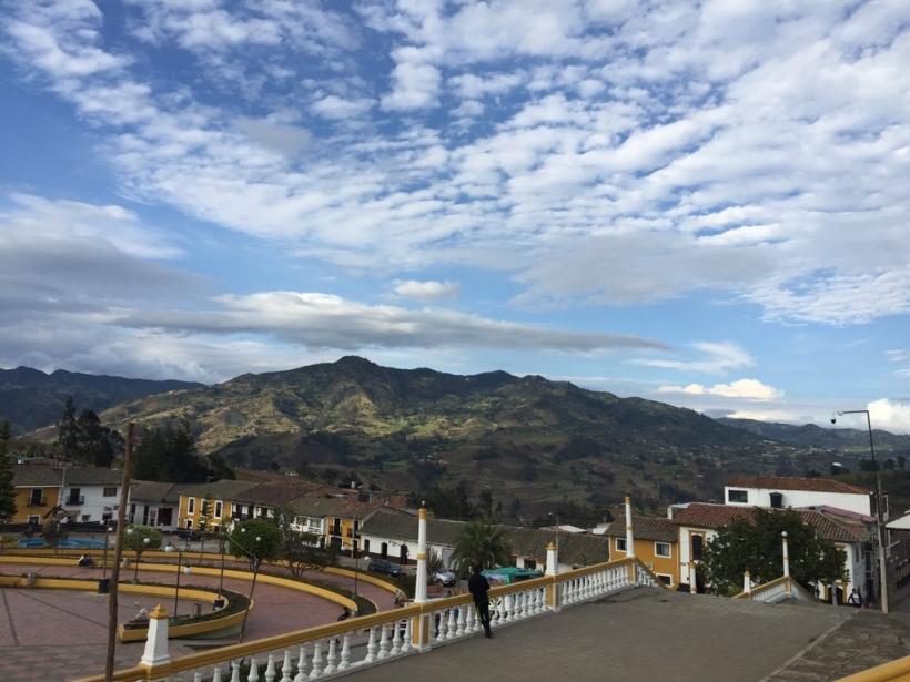Foto de Turmequé, Boyacá en Colombia