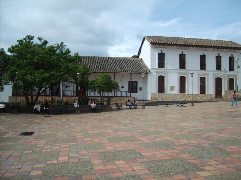 Foto de Sesquilé, Cundinamarca en Colombia