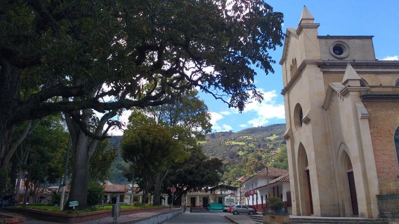 Foto de Tenjo, Cundinamarca en Colombia