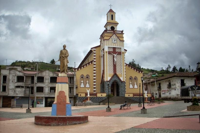 Foto de Potosí, Nariño en Colombia