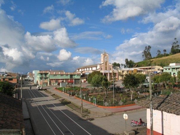 Foto de Sapuyes, Nariño en Colombia