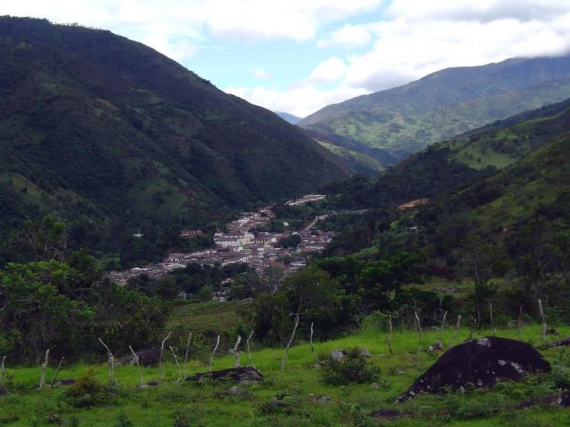 Foto de Cucutilla, Norte de Santander en Colombia