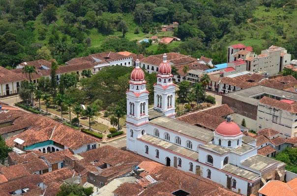 Foto de Charalá, Santander en Colombia