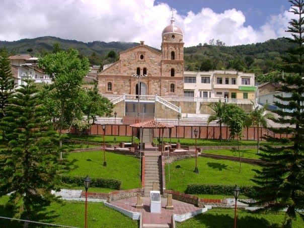 Foto de Molagavita, Santander en Colombia